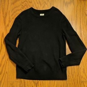 Rag & Bone Navy Crew Neck Knit Sweater